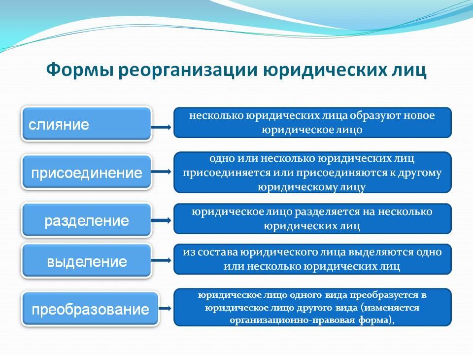 Договор реорганизации путем присоединения образец